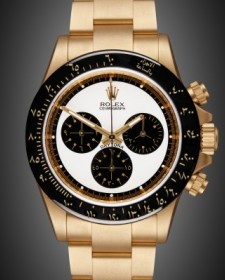 Rolex Daytona: Newman Oro Arabic Edition