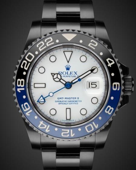 Rolex GMT-Master II Arctos - TBlack DLC Coating