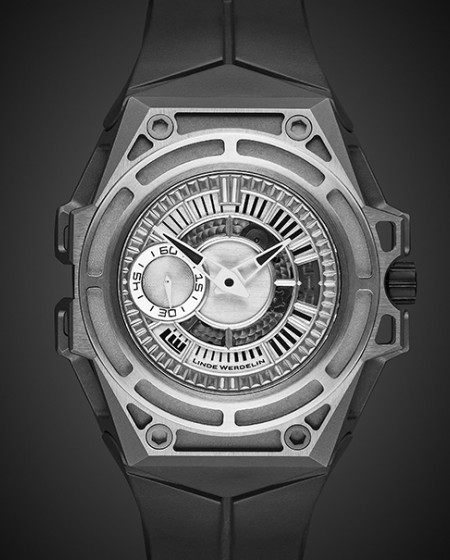 SpidoLite x TBlack Linde Werdelin Collaboration Titan Black Titanium