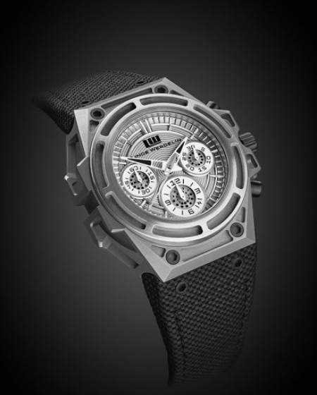 SpidoSpeed x TBlack Linde Werdelin Collaboration Titan Black Titanium