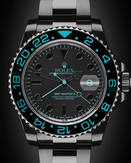 Rolex GMT II : Avatar