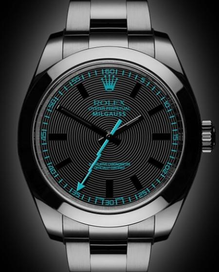 Rolex Milgauss: Avatar