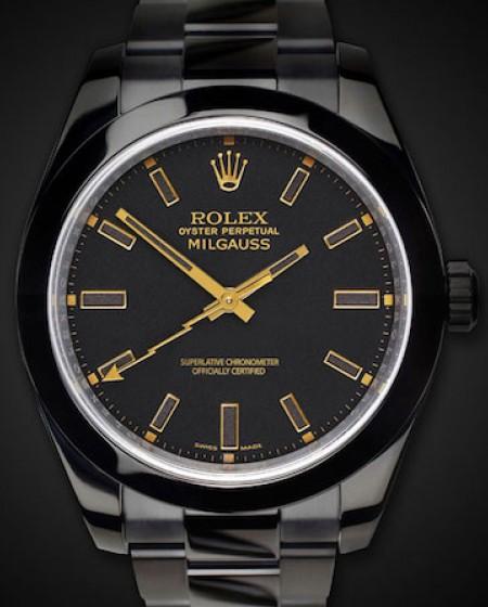Rolex Milgauss: Oro