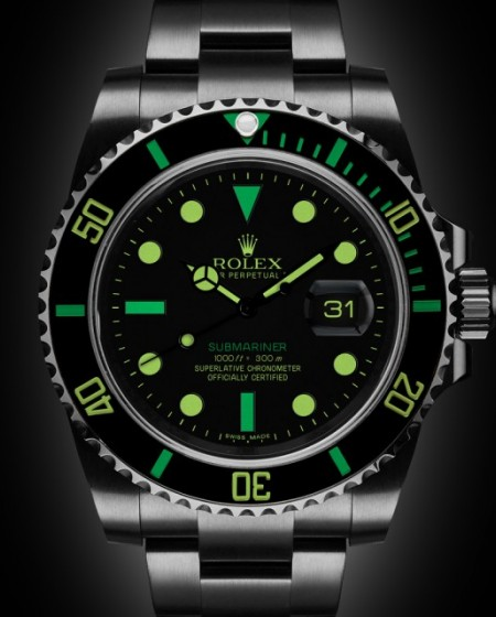 Rolex Submariner Date: Mantis