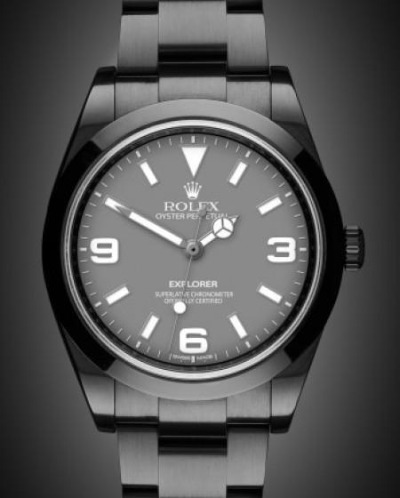 Rolex Explorer : Taupe