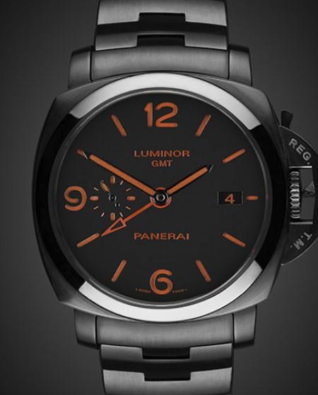 TITAN BLACK Panerai Clockwork Orange DLC Edition